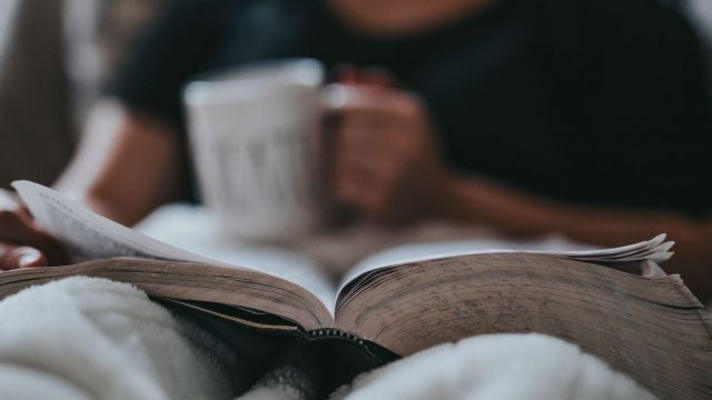 Quiet time with the Lord leads to a deeper relationship with him